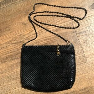 Handbags - 🎀Host Pick🎀Glam Evening Purse w/gold charm